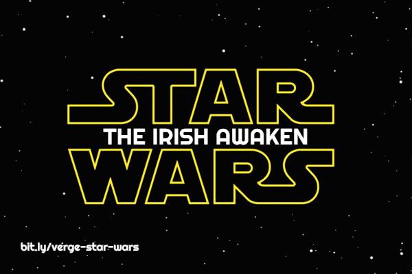 Star Wars Irish Awaken