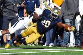 Should C.J. Prosise Receive Front-Runner Heisman Hype?