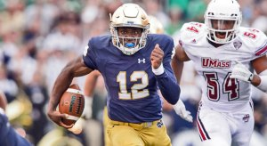 Brandon Wimbush As Starter: A Hypothetical
