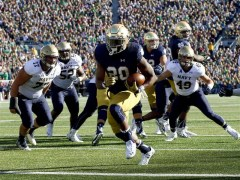 Notre Dame's Easiest, Scariest & Toughest Games