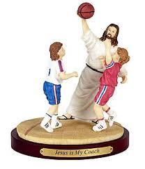 HLS EFS CSC Jesus Basketball