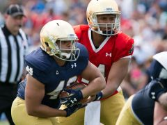 Blue Gold Game Preview: The Running Backs