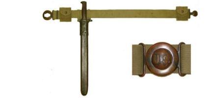 1910 garrison belt