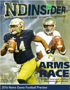 2016 Notre Dame Football Preview
