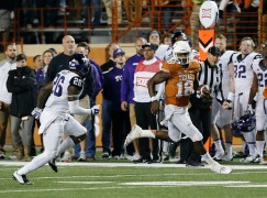 Scouting Report: Texas