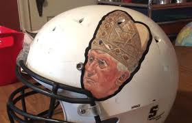 HLS EFS CSC Pope Helmet