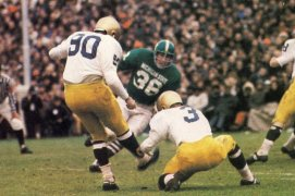 Looking Back at ND-MSU '66: A Tie to Win
