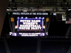 "Notre Dame Women's Basketball: NCAA says ""Go West, ND!"""