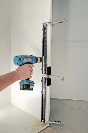 True Position Drill Guide TP 1950 Door Amp Drawer Jig