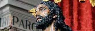 Devoto Besapies a Nuestro Padre Jesús de la Victoria