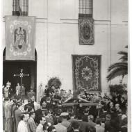 Inauguración Universidad 1954