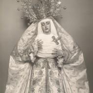 Virgen Angustia 1942
