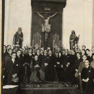 Cabildo fundacional de la Hermandad celebrado el 17 de noviembre de 1.924