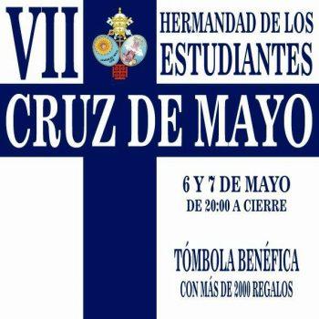 Cartel VII cruz de mayo