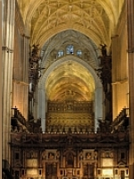 Interior de la Catedral