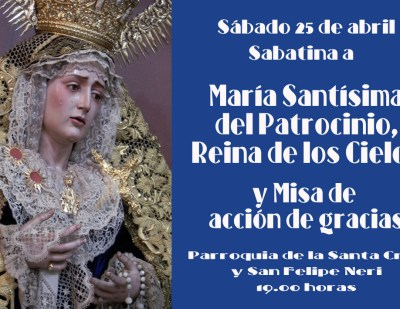 Recordatorio Sabatina abril 15