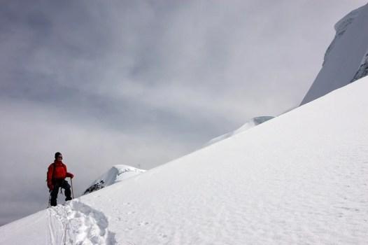 Climbing_Chaupi_Orco_6044m__Cordillera_Apolobamba__Bolivia_5