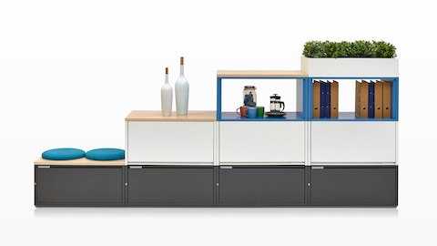 Meridian Product Details Storage Cabinet Herman Miller