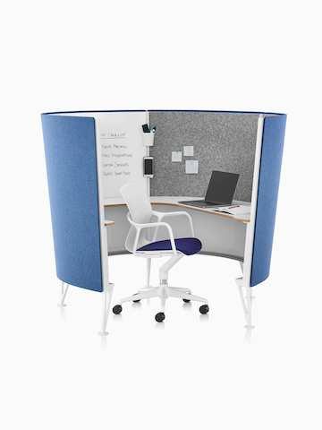 Prospect Solo Space Collaborative Furniture Herman Miller