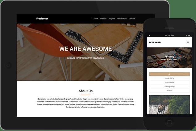 Creazione SITO WEB (base)