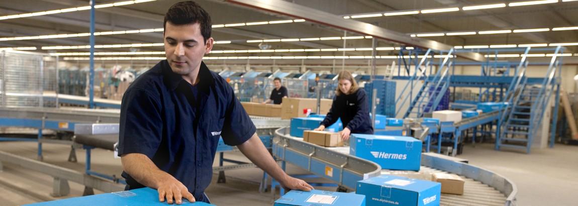 Parcel Delivery Europe Parcel Shipment Hermes Hermes