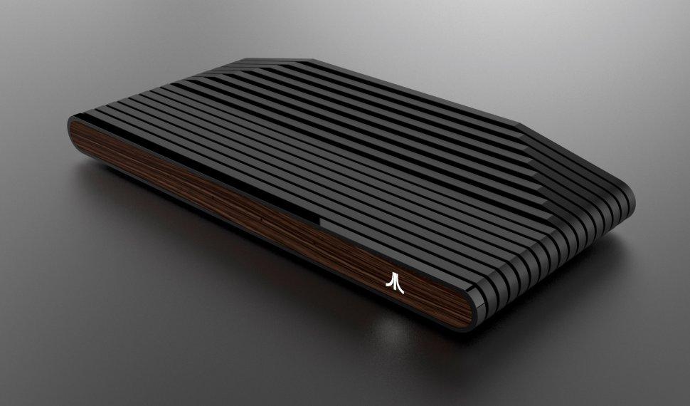 Asi es la nueva consola de Atari. Tras 24 años de ausencia.