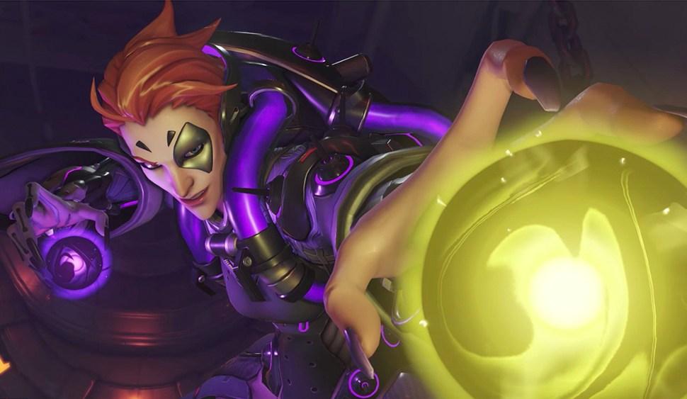 #Blizzcon Conoce a Moira nuevo personaje de Overwatch