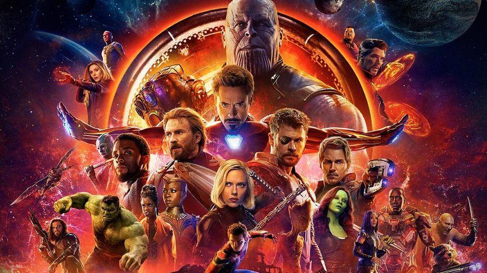 #Reseña Avengers: Infinity Wars