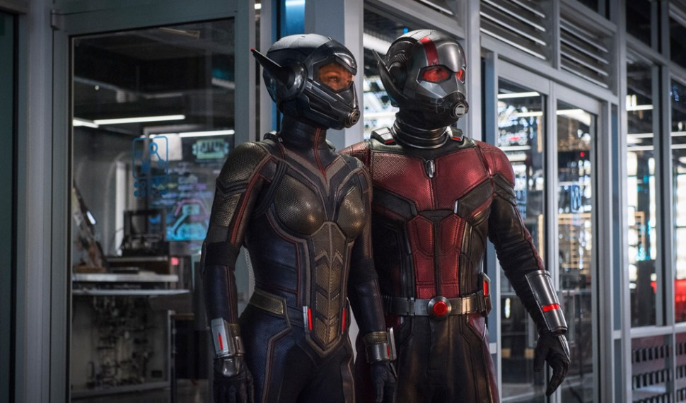 Reseña ANT-MAN AND THE WASP