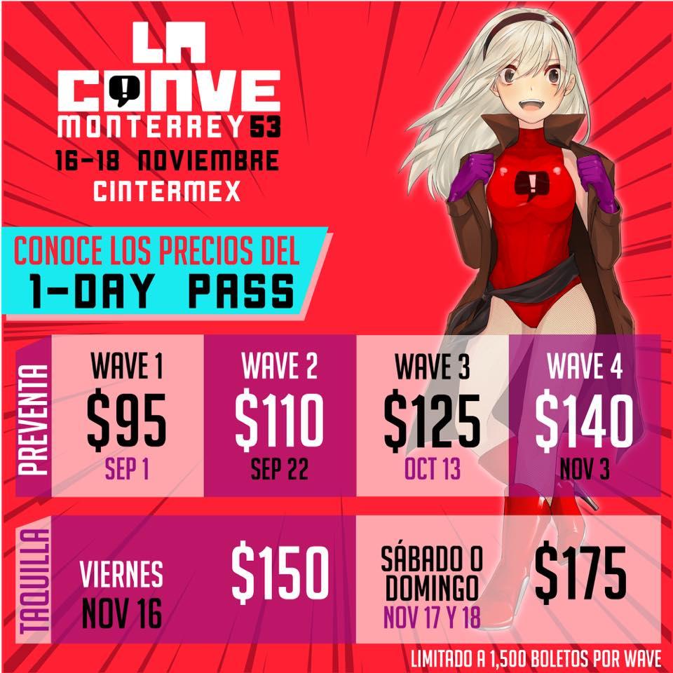 Anime 2019 Monterrey