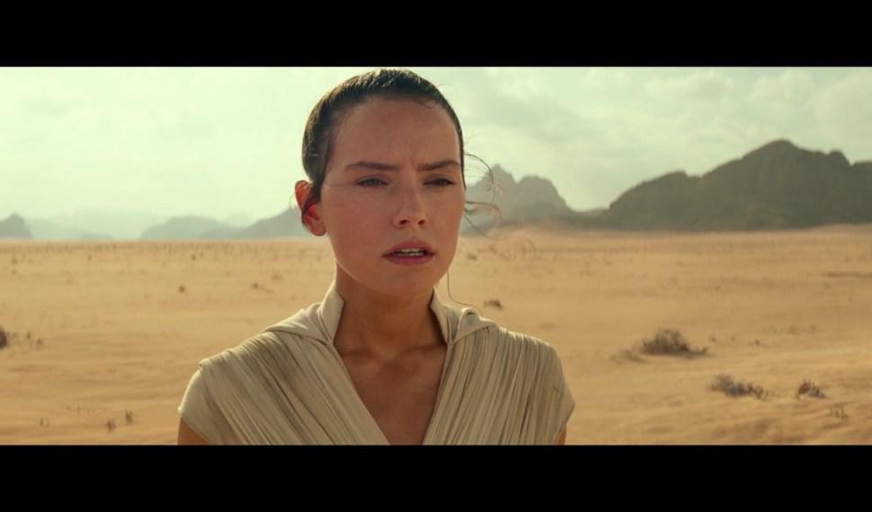 The Rise of Skywalker es el nuevo titulo de la saga de Star Wars