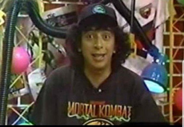Falleció Gus Rodriguez Icono Gamer de los 90s en México.