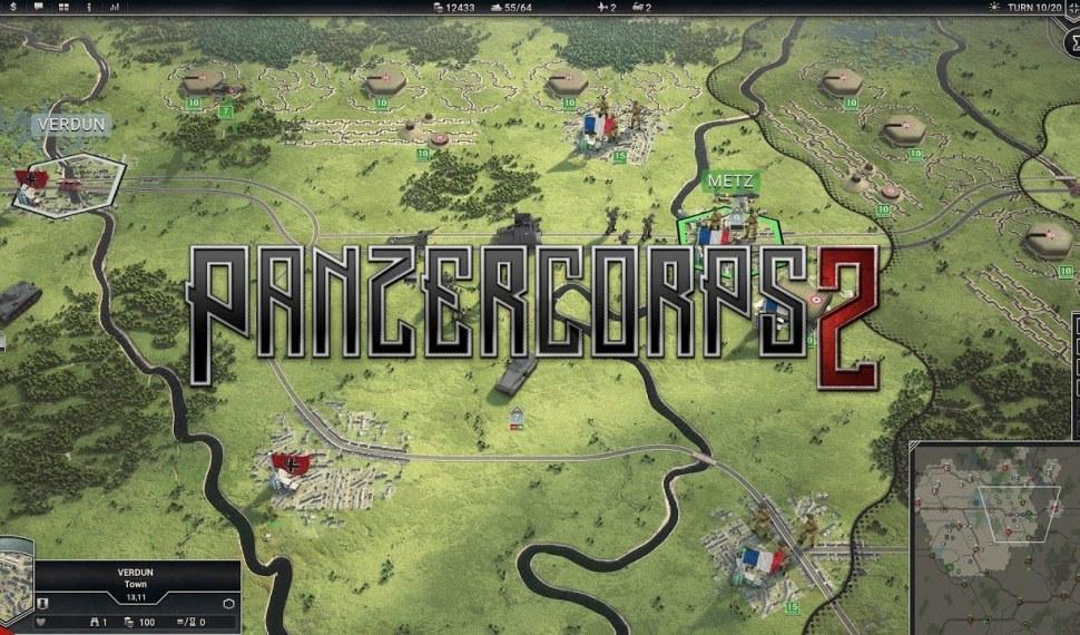 Súbete a un Tanque en Panzer Corps 2