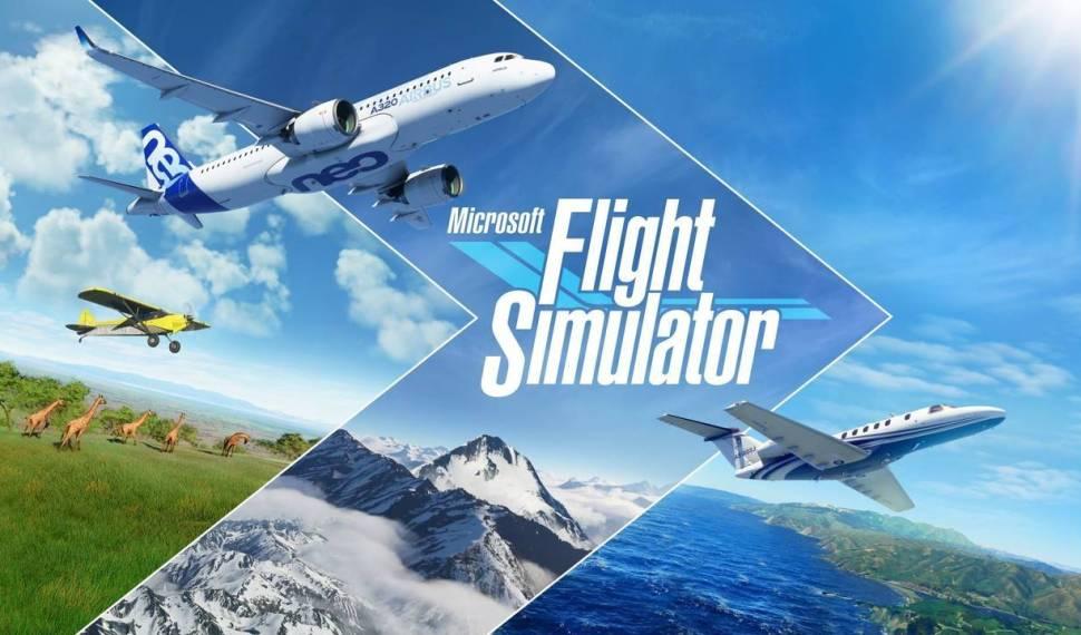 Microsoft Flight Simulator se lanzará el 18 de Agosto para PC en Xbox Game Pass