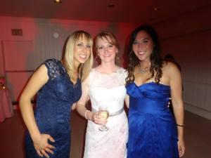 Mary, Alison & Lys