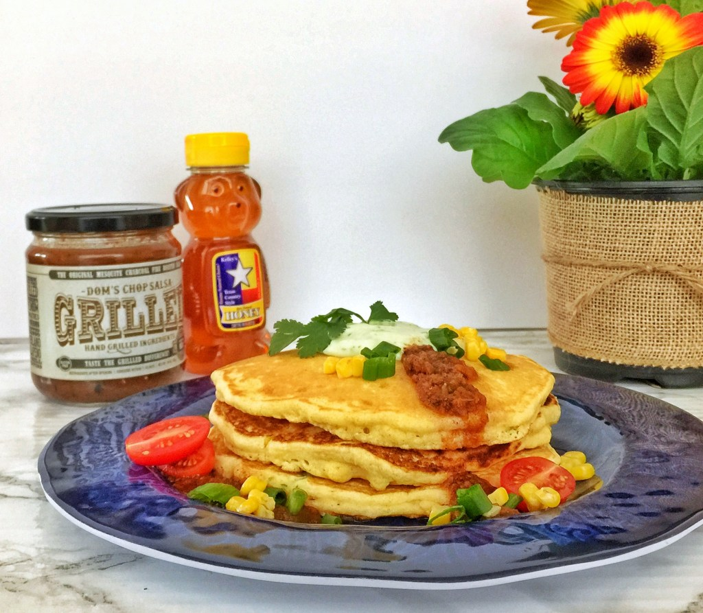 Jalapeño Johnnycakes with HEB ingredients