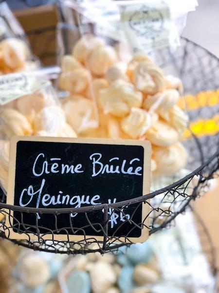 Crème de la Crème Meringues