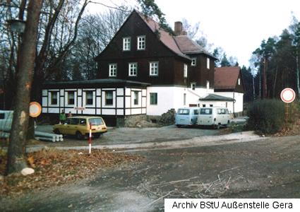 die ersten Raststätte in Deutschland