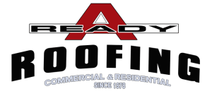 a ready roofing logo