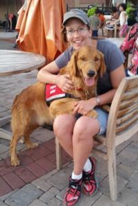 Angelee & Hero Dogs Franklin