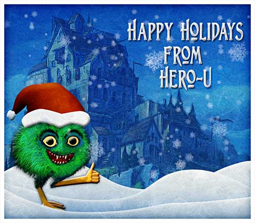 Happy Holidays from Meep to You
