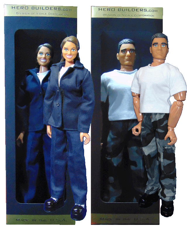 Custom Action Figures