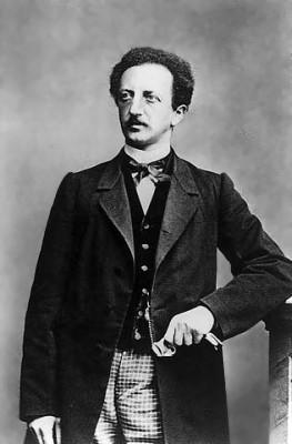 Ferdinand Lassalle (1825-1864)