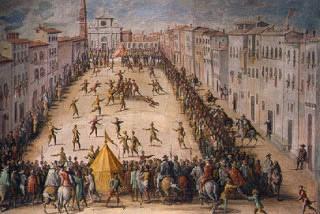 Partie de calcio florentin