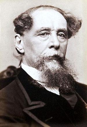 Charles Dickens à la fin de sa vie (daguerréotype par Jeremiah Gurney)
