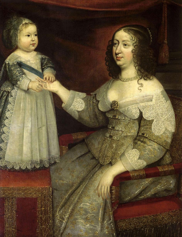 5 septembre 1638 naissance du futur