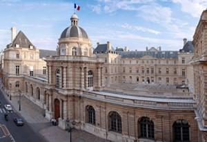 Le palais du Luxembourg, siège du Sénat de la République française, à Paris (photo : Sénat)