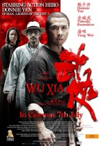 Wu Xia 2011 Peter Ho-sun Chan China Lion