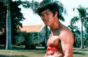 Bruce Lee (who else?) in The Big Boss (1971)