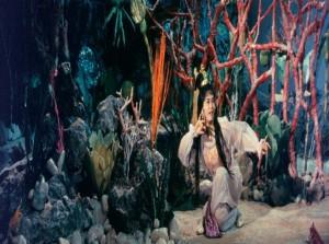 Li Ching in The Mermaid (1965)